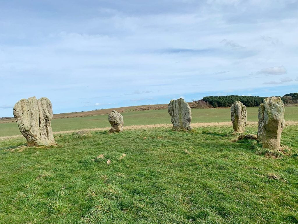 Duddo Five Stones / Duddo Stone Circle