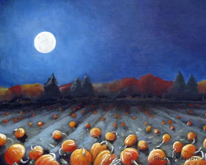 Harvest Moon Pumpkins