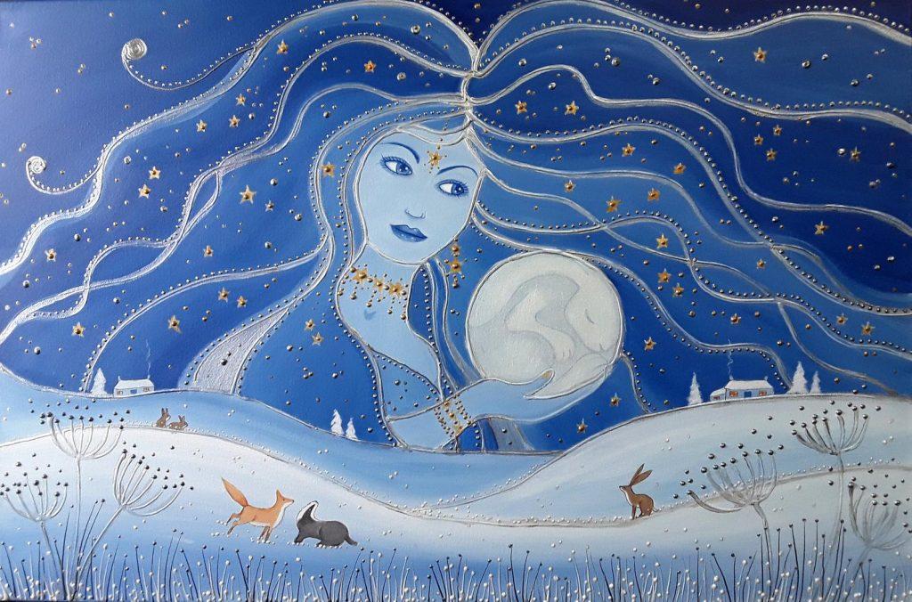 Imbolc - Winter Goddess