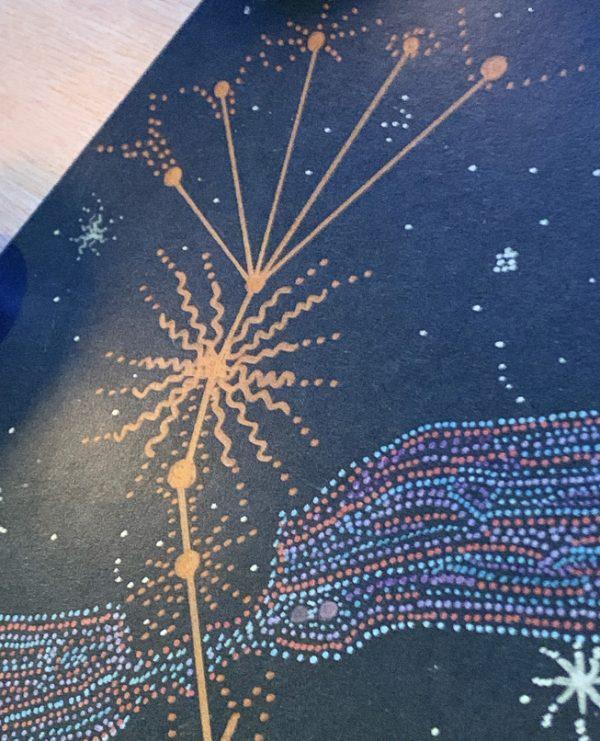 Scorpio Constellation Art